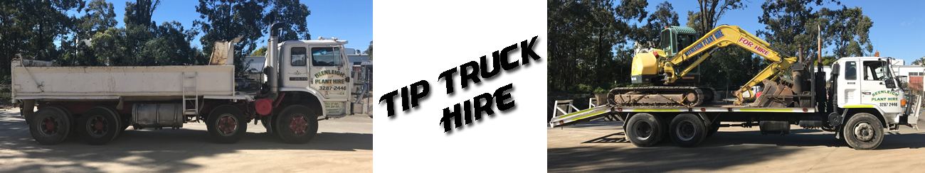 Tip Truck Hire
